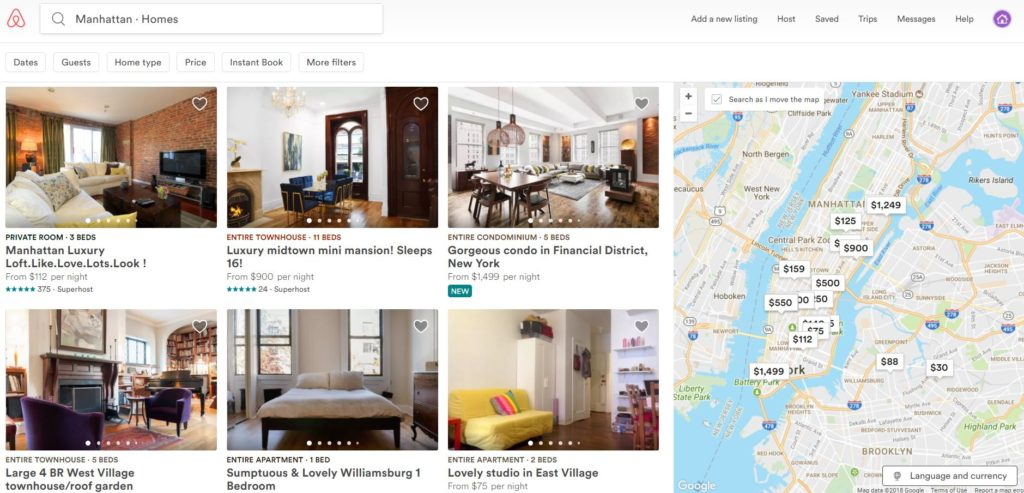 how to create an experience in airbnb